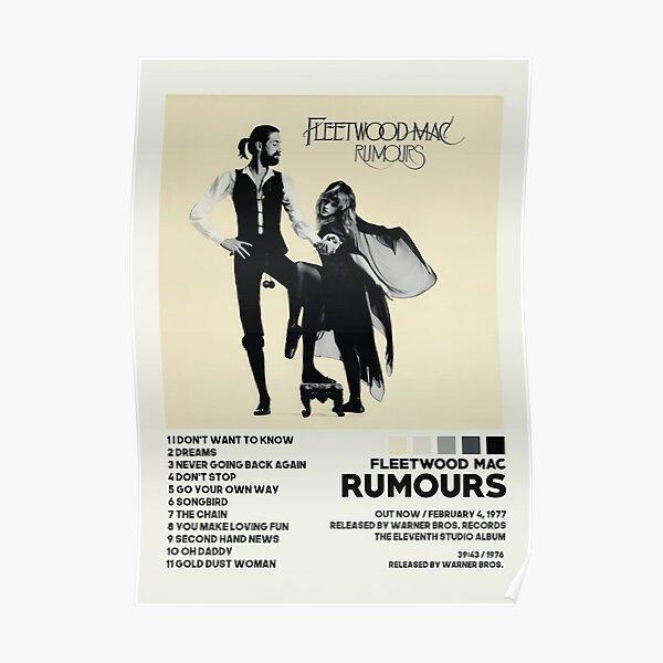 Mac Rumeurs Poster Poster