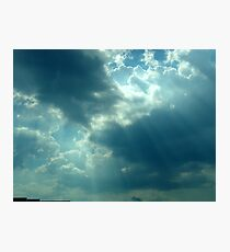 The Heaven Above Photographic Print