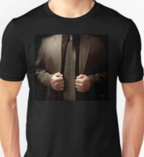 Airbrushed Tie T-Shirt