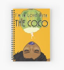 I'm in Love with the CoCo Spiral Notebook