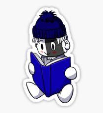 Par the Book Undead Sticker Sticker