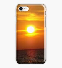 Just A Sunset? iPhone Case/Skin