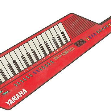 Keytar! by kevinspelican