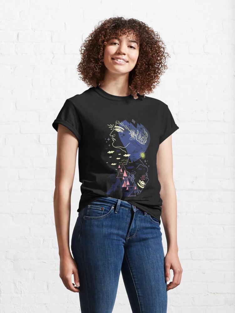 Alternate view of Self Esteemed Classic T-Shirt