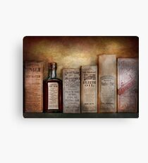 Pharmacy - I'm in so much pain Canvas Print