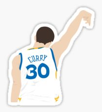 best website 9b73d d97fb Stephen Curry Stickers | Redbubble