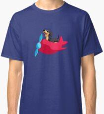 OFFIZIELLER Hund der Weisheit Shirt Classic T-Shirt