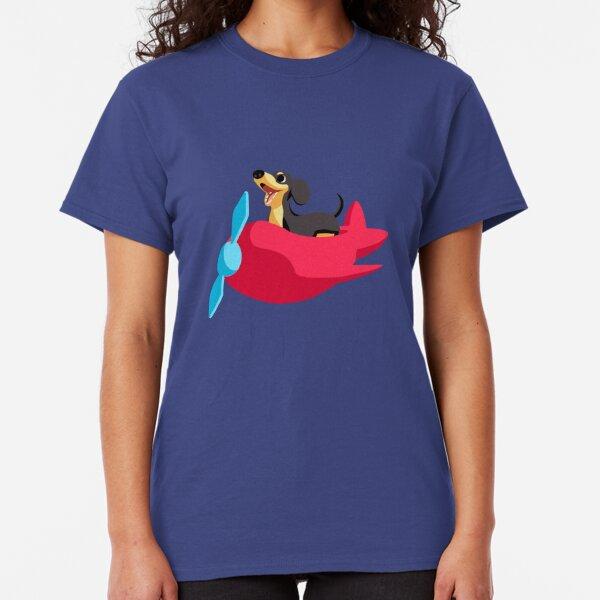 OFFICIAL Dog of Wisdom Shirt Classic T-Shirt