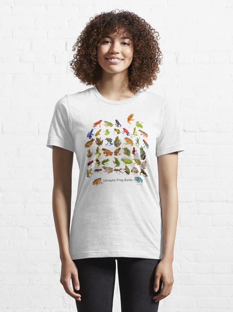 Alternate view of Ultimate Frog Guide Essential T-Shirt
