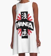 manga A-Line Dress