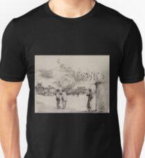 0165 ballooning Le ballon captif! Wogel T-Shirt