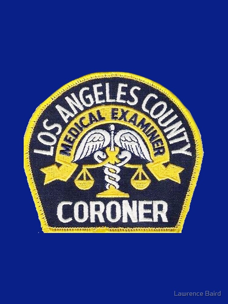 Los Angeles County Coroner by lawrencebaird