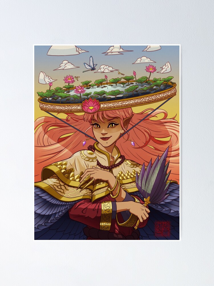 Alternate view of Sovereign of the Fae Poster