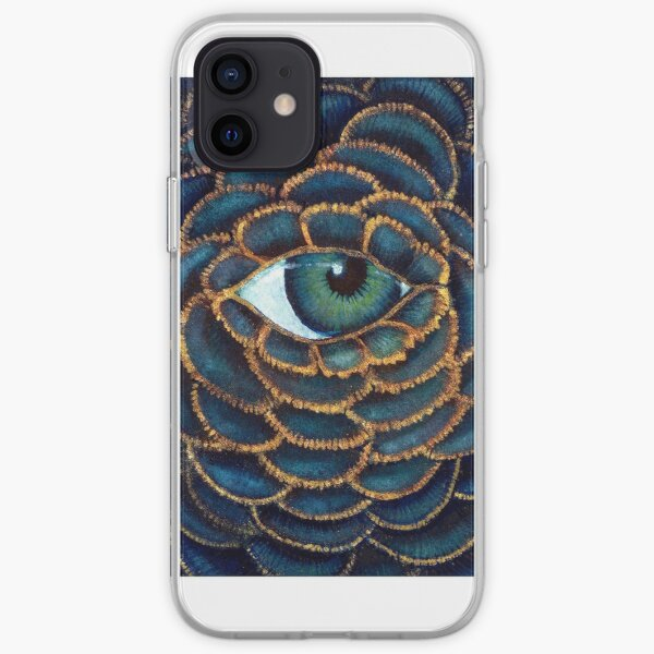 Eye of the Beholder iPhone Soft Case