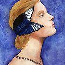 Sonata in Blue by Whitney Mattila
