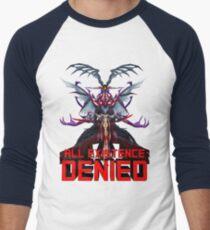 Final Fantasy VIII All Existence Denied Men's Baseball ¾ T-Shirt