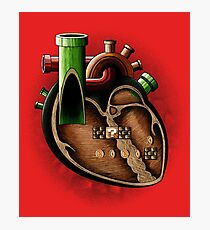 Plumbing in my heart Photographic Print