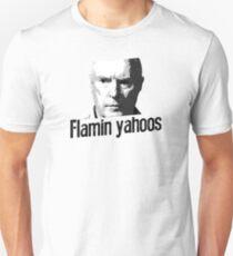 Australian TV Alf Stewart Flamin Yahoos T-Shirt