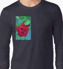 One Red Rose ........... Long Sleeve T-Shirt