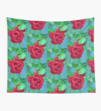 One Red Rose ........... Wall Tapestry