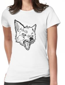 Jackal Womens Fitted T-Shirt