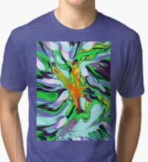 Dancing In The Light Of Love  Tri-blend T-Shirt