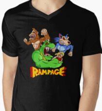 Rampage Men's V-Neck T-Shirt