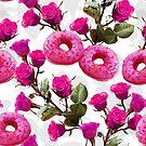 Rosen sind Pink, Donuts sind köstlich von robyriker