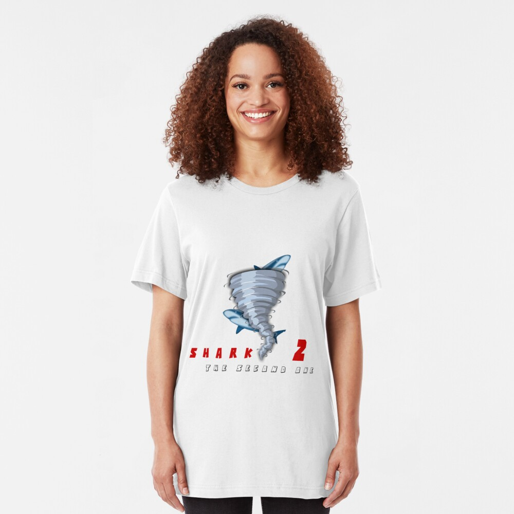 SharktaNADO 2 (Limited Edition) Slim Fit T-Shirt
