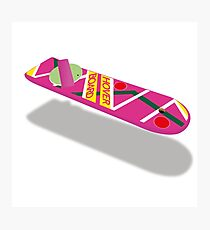 Hoverboard Photographic Print