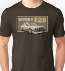 E28 stance 1 champagne Unisex T-Shirt