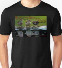 Behold the Birds of Heaven Unisex T-Shirt