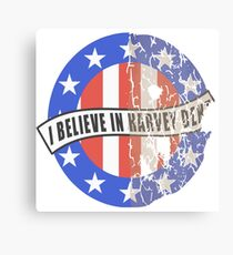 I Believe In Harvey Dent Canvas Print