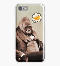 Gorilla My Dreams iPhone Case/Skin