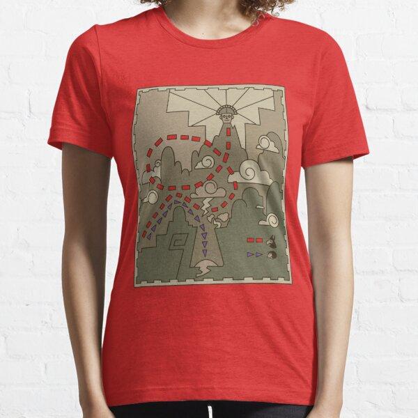 Kuzco Map Essential T-Shirt