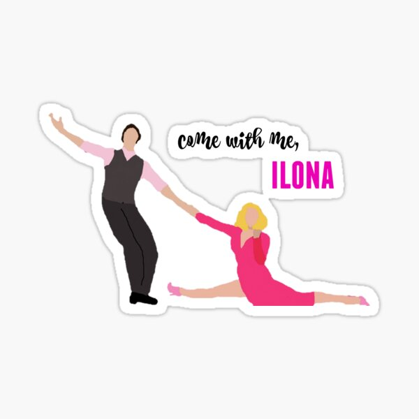 ilona Sticker