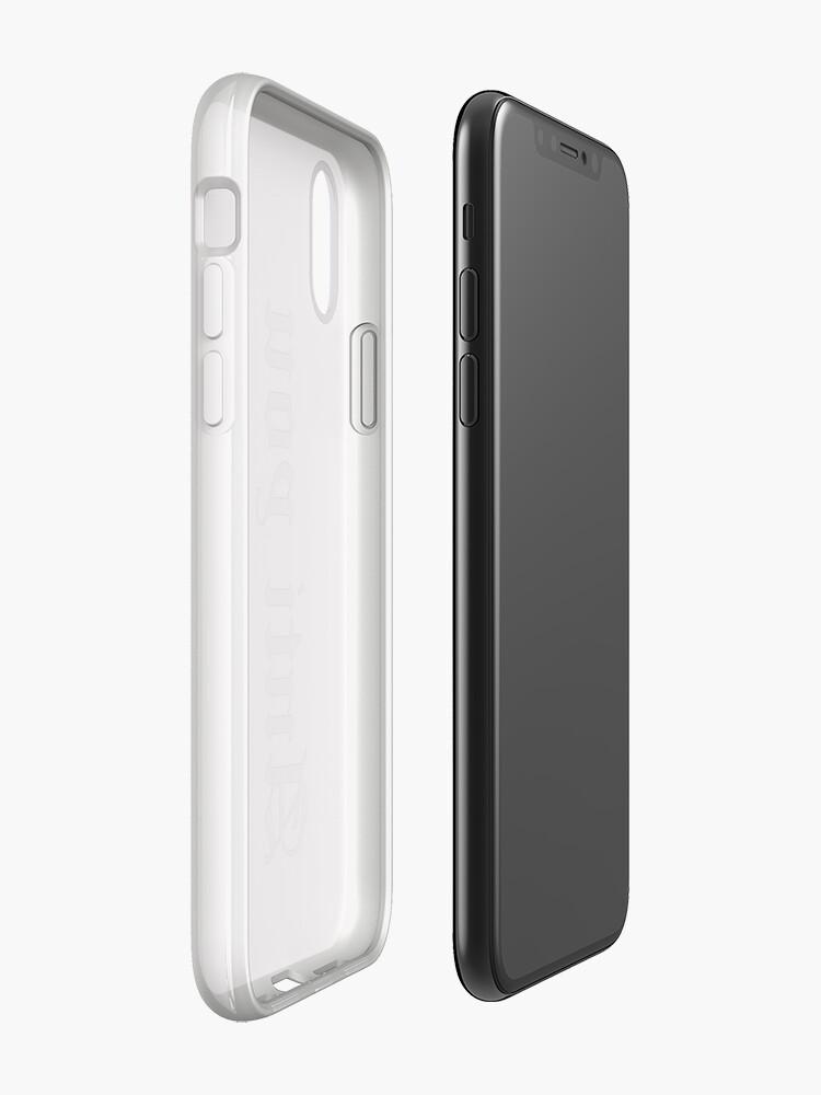 Alternative Ansicht von Gegen dich iPhone-Hüllen & Cover