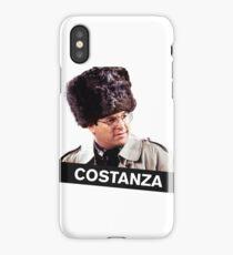 Costanza's Russian Hat iPhone Case/Skin