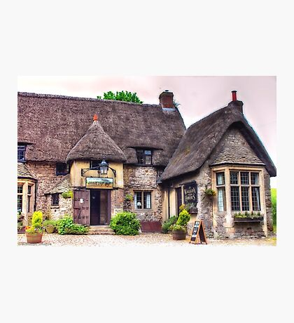 The Waggon And Horses Photographic Print