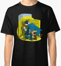 Calvin And Hobbes : Freezer Sneakers Classic T-Shirt