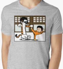 Calvin And Hobbes : Kungfu Master T-Shirt