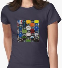 Maillots 2014 Women's Fitted T-Shirt