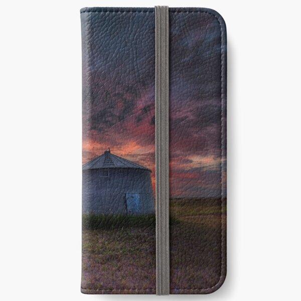 Twilight Steel iPhone Wallet