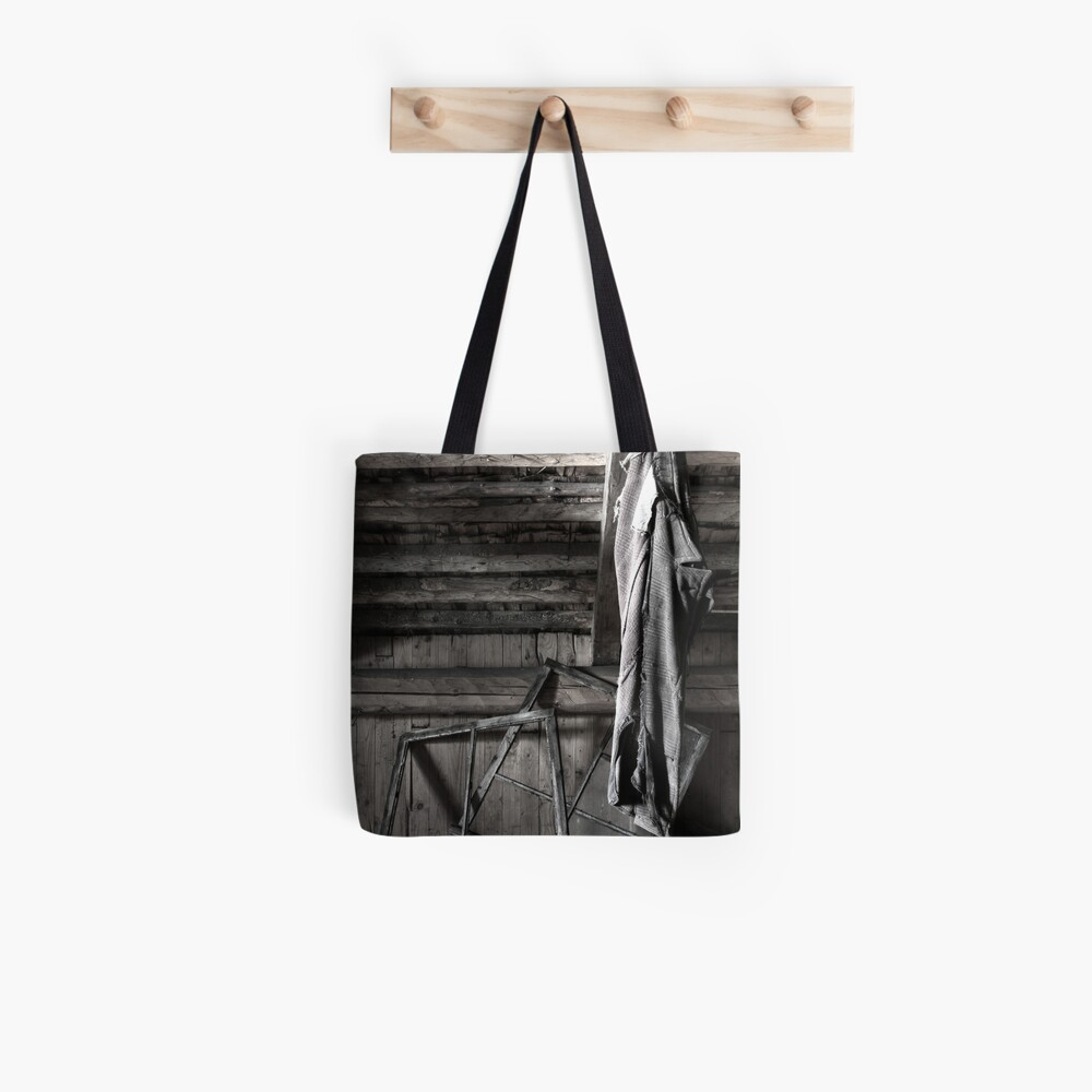 13.8.2016: Old Trousers Tote Bag