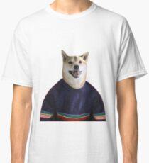 Well-Dressed Doggo Classic T-Shirt