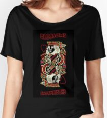 Blossoms Band Charlemagne Album Cover Women's Relaxed Fit T-Shirt