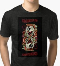 Blossoms Band Charlemagne Album Cover Tri-blend T-Shirt