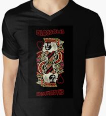 Blossoms Band Charlemagne Album Cover Men's V-Neck T-Shirt