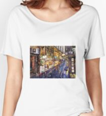 Rainy Melbourne Women's Relaxed Fit T-Shirt