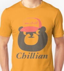 no chill bear Unisex T-Shirt